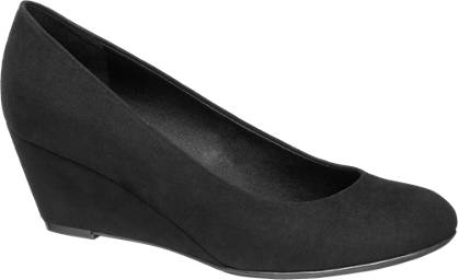 Graceland Wedge Court Shoes