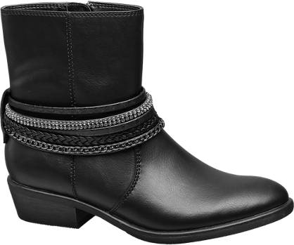 Graceland Detail Ankle Boot