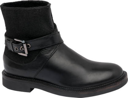 Graceland Leather Ankle Boot