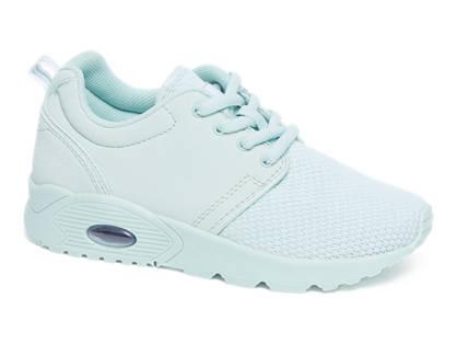 Graceland Mintkleurige sneaker lightweight