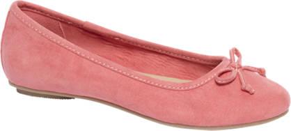 Graceland Roze ballerina strikje