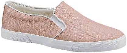 Graceland Roze slip-on print