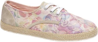 Graceland Roze sneaker print