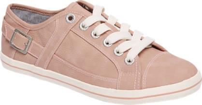 Graceland Roze sneaker siergesp