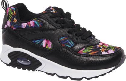 Graceland Sneaker met bloemetjesprint
