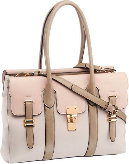 Graceland Tas met gouden details en schouderband