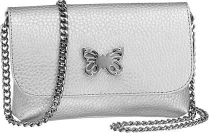 Graceland Zilveren schoudertas