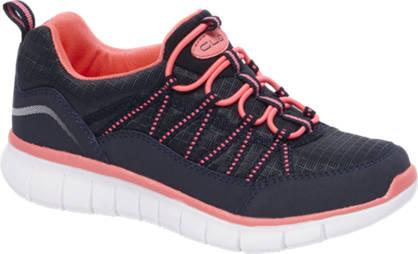 Graceland Zwarte sneaker lightweight
