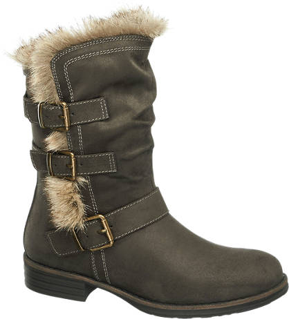 Graceland Calf Length Boots