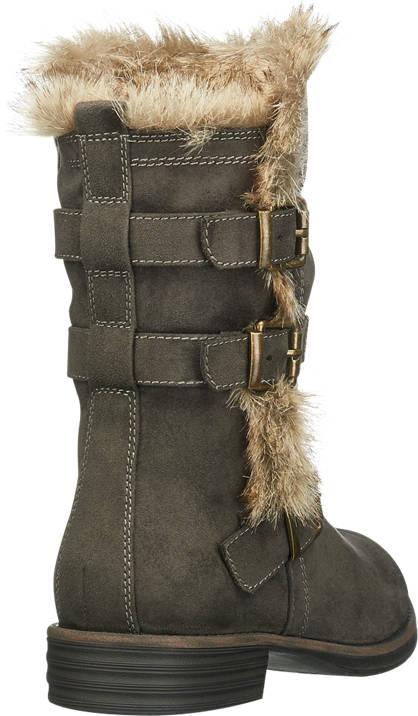 graceland brown ankle boots deichmann