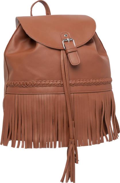 Graceland Ladies Tasselled Back Pack