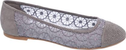 Graceland Lace Dolly Shoes
