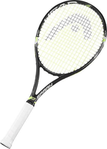 Head Head Tennisracket Spark Line