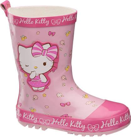 Hello Kitty Regenlaars