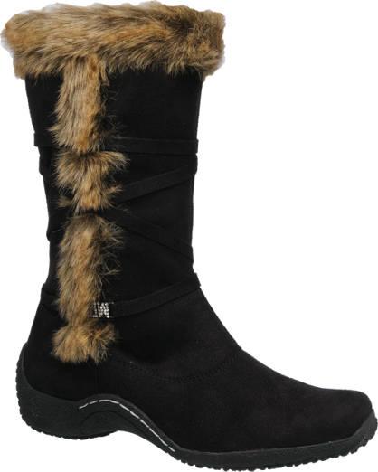 Ariane High Leg Boots