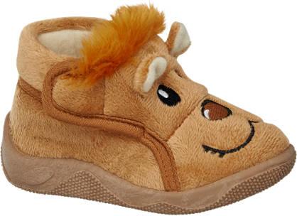 Bobbi-Shoes Lion Bootee Slipper