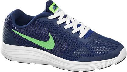 NIKE Kék NIKE REVOLUTION 3 (GS) sportcipő