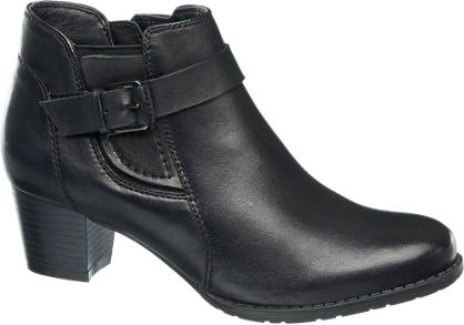 Medicus Komfort Foret Læderstøvlet