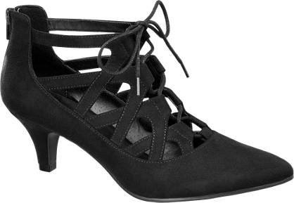 Graceland Lace Up Pumps