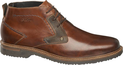 AM SHOE Lace-up Casual boots