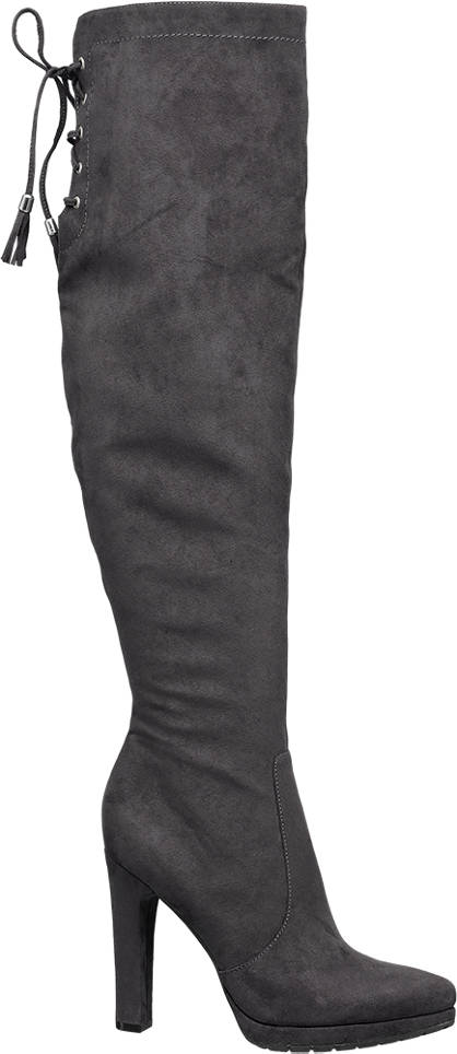 Catwalk Over The Knee Boots