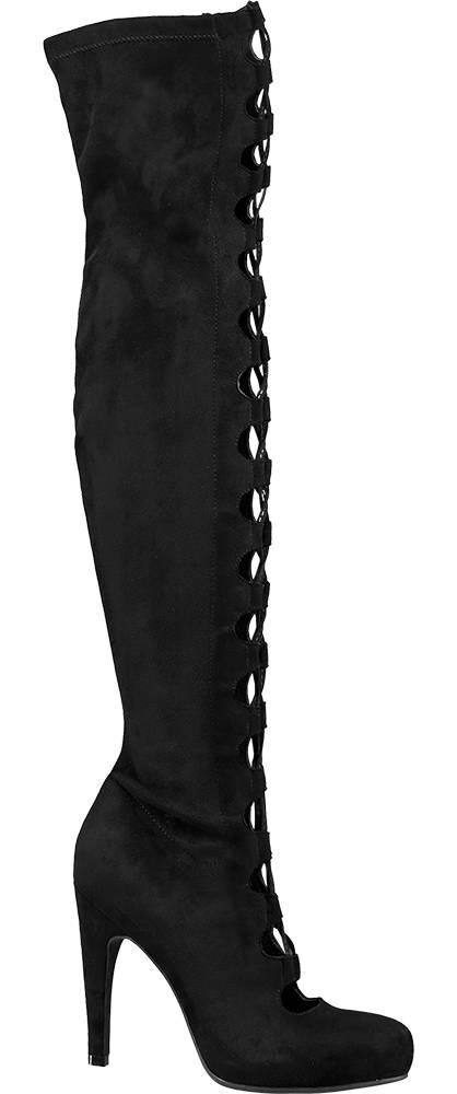 Catwalk Over Knee Boots