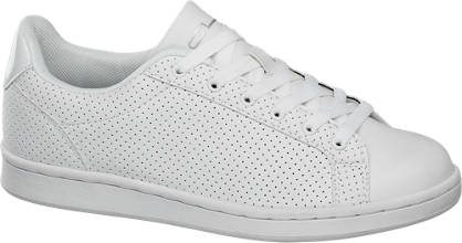 Graceland Lace-up Perforated Trainers