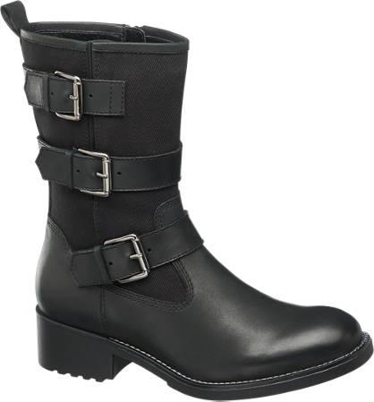 5th Avenue High Leg Boots