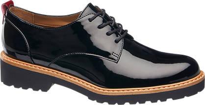 Catwalk Lakk dandy félcipő