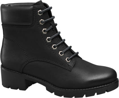 Landrover Lace-up Ankle Boots