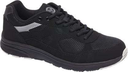 Landrover Zwarte sneaker