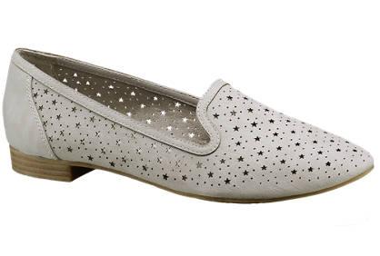 Graceland Laser Cut Loafer