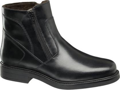 Claudio Conti Læder Boots