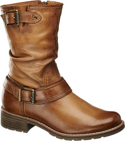 Landrover Læderstøvle