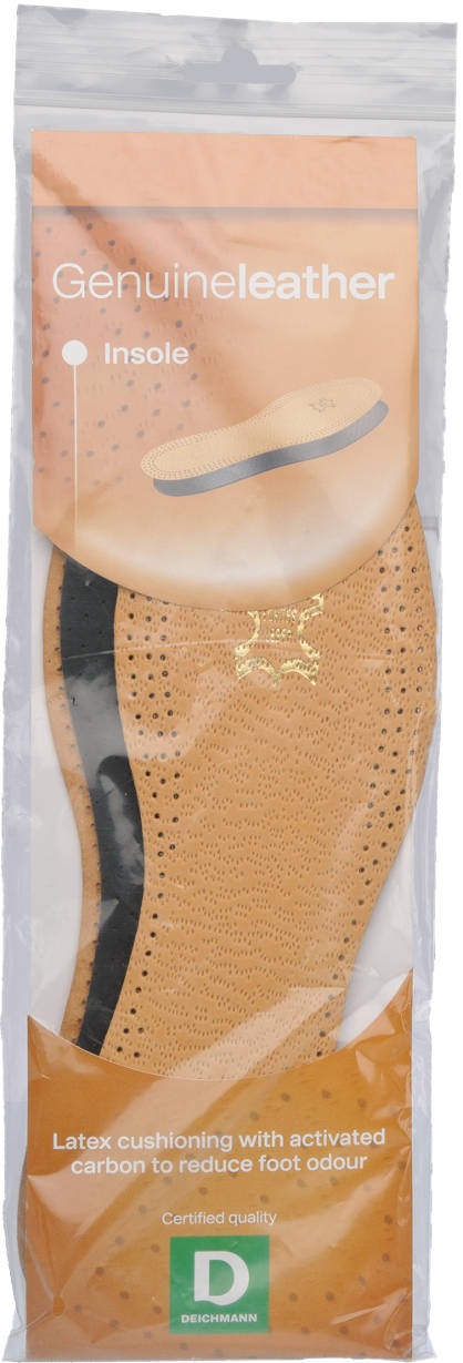 Leather Insole (Size 4)