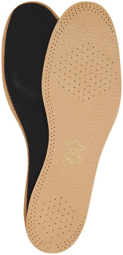 Leder Comfort Sohle 47-50