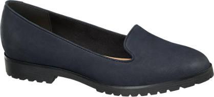 5th Avenue Loafer - Læder