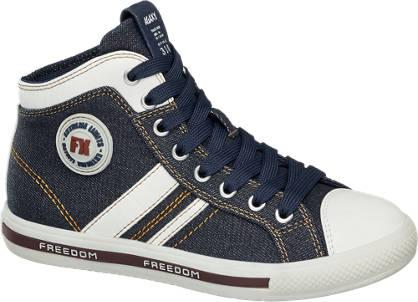 AGAXY Magasszárú cipő