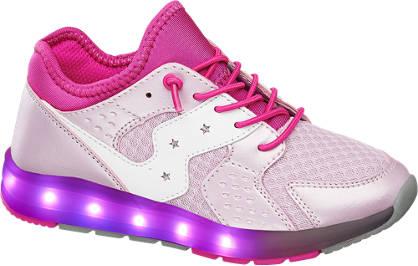 Venice Mädchen Sneaker mit LED Funktion