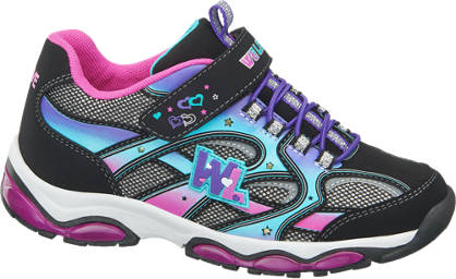 AGAXY Sneakers mit Blinklicht