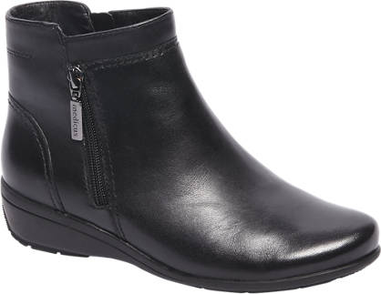 Medicus Wedge Ankle Boots
