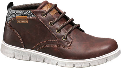 Memphis One Chunky Lace Up Boot