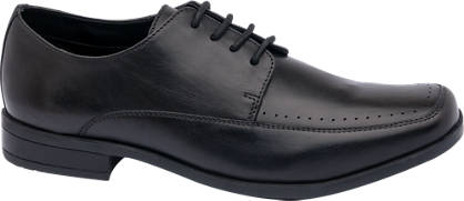 Memphis One Leather Formal Lace Up Shoe