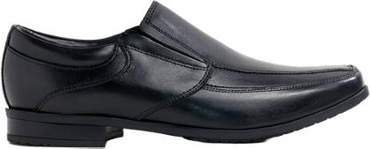Memphis One Leather Formal Slip On Shoe