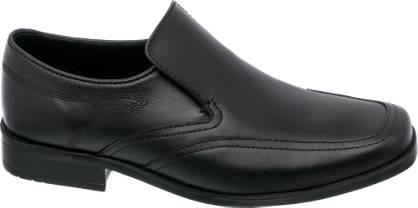 Memphis One Leather Slip On Shoe