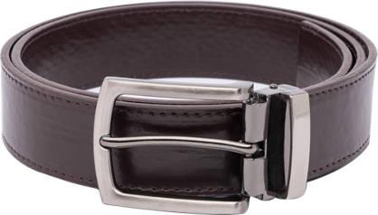 Brown Casual Buckle Belt