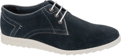 Memphis One Lace Up Leather Casual Shoe