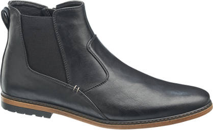 Venice Formal Slip-on Boots