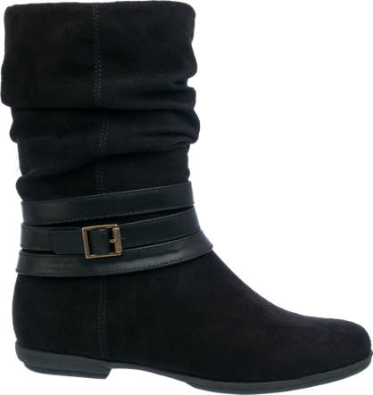 AGAXY Mid Calf Boot