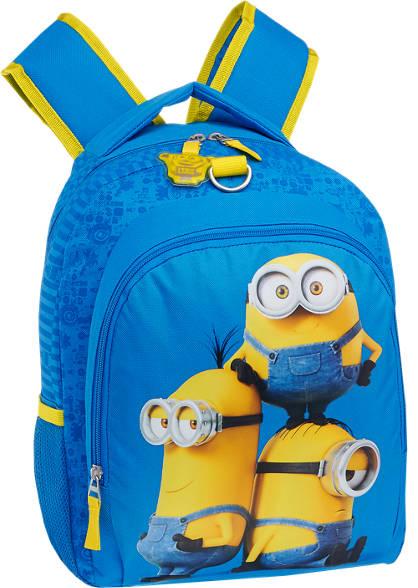 Minions Blauwe rugzak minion